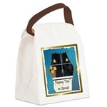 PeepingTom.png Canvas Lunch Bag