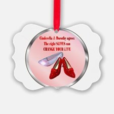 MouseGlass slipper.png Ornament