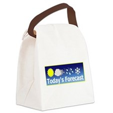 Forecast1.png Canvas Lunch Bag