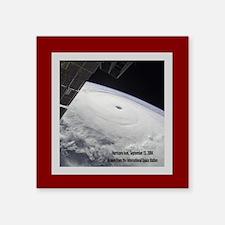 "HurricaneIvan.jpg Square Sticker 3"" x 3"""