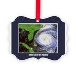 hurricane.png Picture Ornament