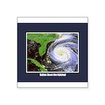 hurricane.png Square Sticker 3