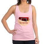 april15th2.png Racerback Tank Top
