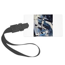 ShuttleatSpaceStationSmPoster.png Luggage Tag