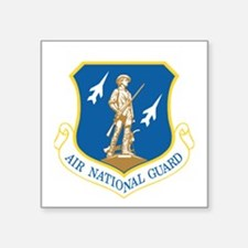 "200px-Air_National_Guard.png Square Sticker 3"" x 3"