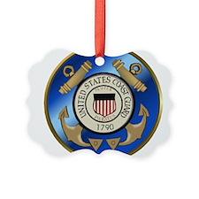 U.S. Coast Guard Cutter Ornament