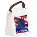 FlagButton.png Canvas Lunch Bag