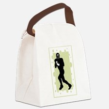 quarterback.png Canvas Lunch Bag