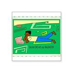 bingo.png Square Sticker 3
