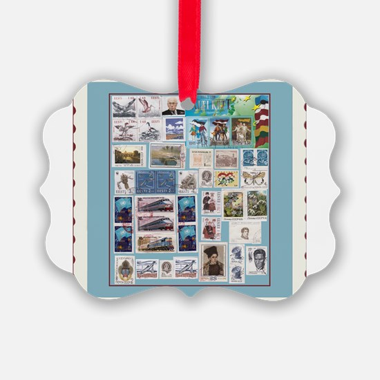stamps.png Ornament