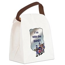 ImWithTheBandNoBackground.png Canvas Lunch Bag