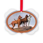 great_danes.png Picture Ornament