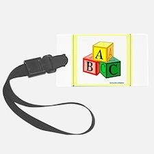 abc_blocks.jpg Luggage Tag