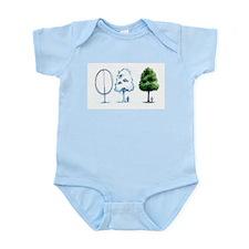 Trees Infant Bodysuit
