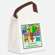 yardsale.png Canvas Lunch Bag
