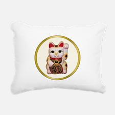 ThaiCat.png Rectangular Canvas Pillow