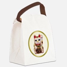 ThaiCat.png Canvas Lunch Bag
