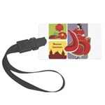 mexican6.png Large Luggage Tag