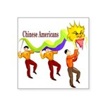 chinese2.png Square Sticker 3
