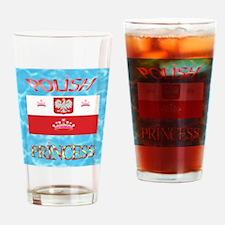 POLISH.png Drinking Glass