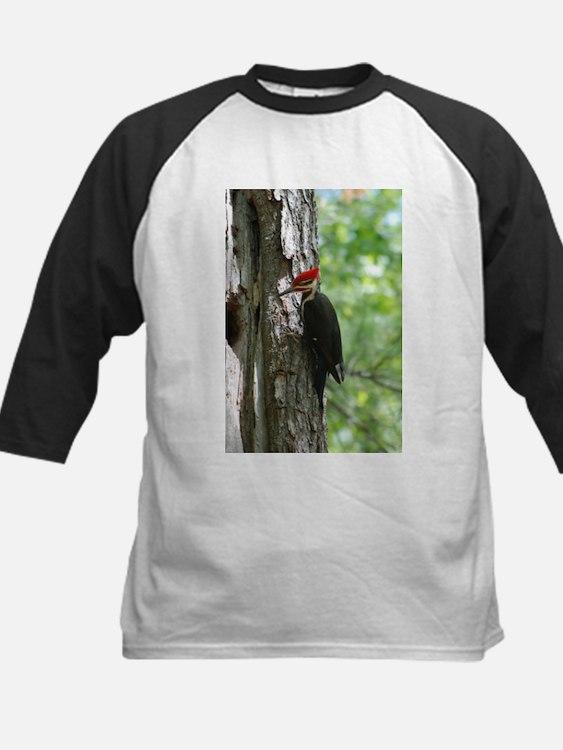 Pileated Woodpecker Tee