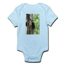 Pileated Woodpecker Infant Bodysuit