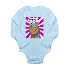 Hippy Kitty Accessorize This!! Long Sleeve Infant