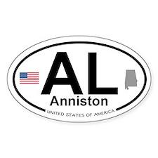 Anniston Decal
