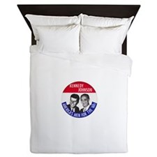KENNEDY / JOHNSON Queen Duvet