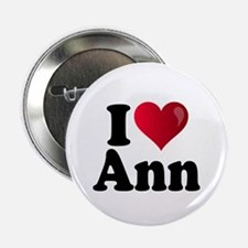 "I Heart Ann Romney 2.25"" Button"