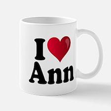 I Heart Ann Romney Mug