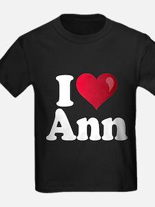 I Heart Ann Romney T