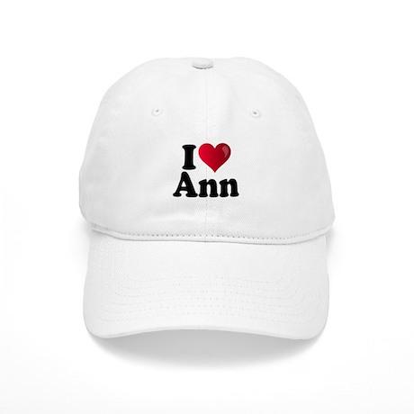 I Heart Ann Romney Cap