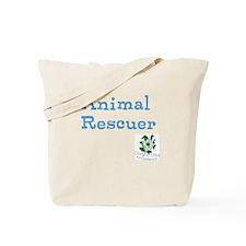 Animal Rescuer Tote Bag