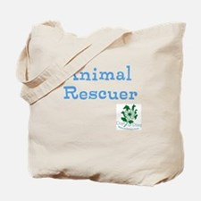 Animal Rescuer Tote Bag