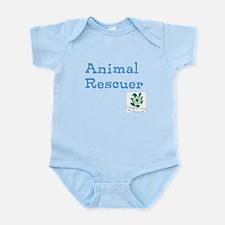 Animal Rescuer Infant Bodysuit