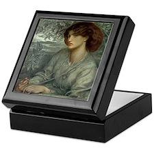 Jane Morris by Rossetti Keepsake Box