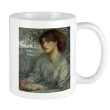 Jane Morris by Rossetti Mug