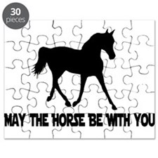 May the Horse be with you Puzzle