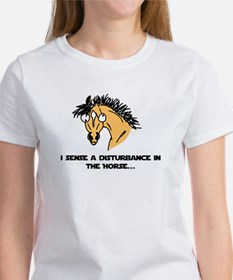 I sense a disturbance in the Horse Tee