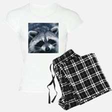 Cute Raccoon Pajamas