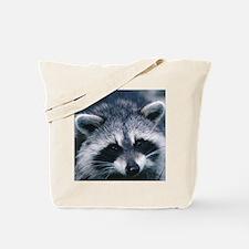 Cute Raccoon Tote Bag