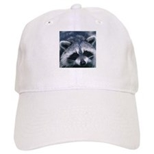 Cute Raccoon Baseball Cap