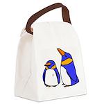 cartoon-penguins.png Canvas Lunch Bag