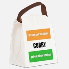curry-india.tif Canvas Lunch Bag