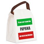 paprika-hungary.tif Canvas Lunch Bag