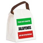 jalapenos-mexico.tif Canvas Lunch Bag