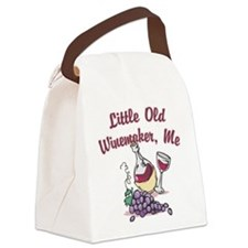 FIN-red-winemaker.png Canvas Lunch Bag