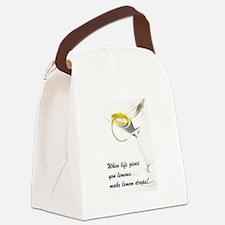 FIN-lemon-drops.png Canvas Lunch Bag