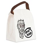 FIN-dead-inside.png Canvas Lunch Bag